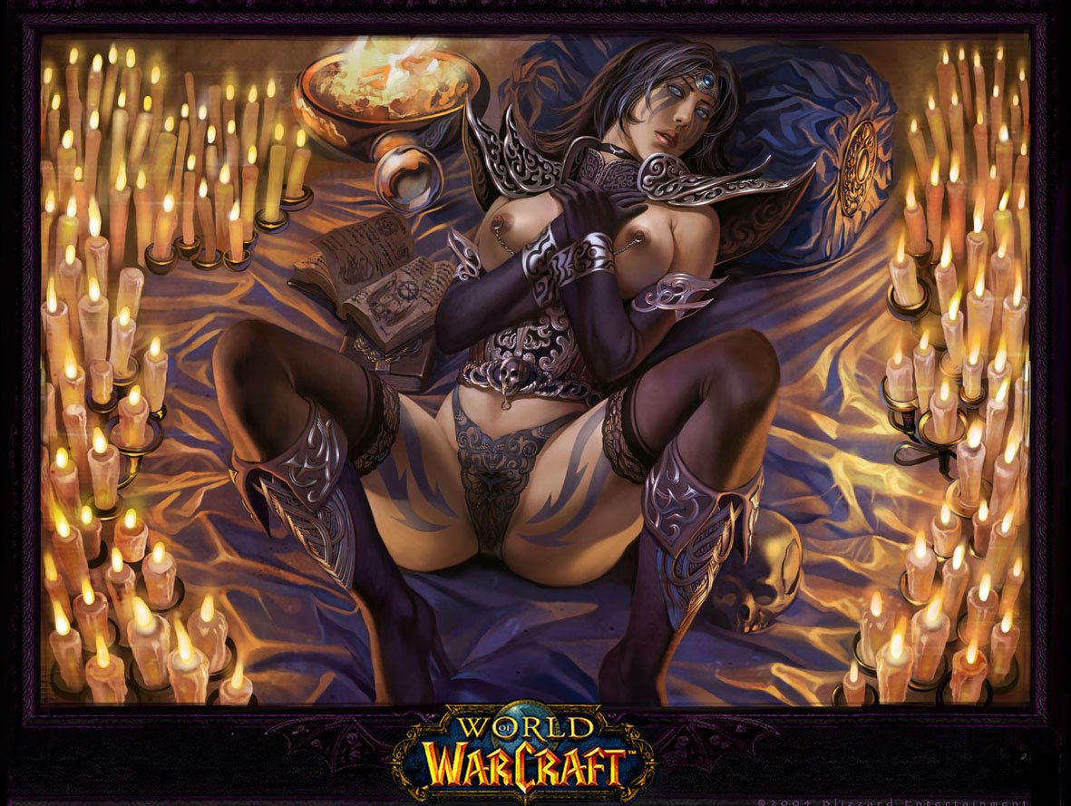 Warcraft fantasy sex naked images