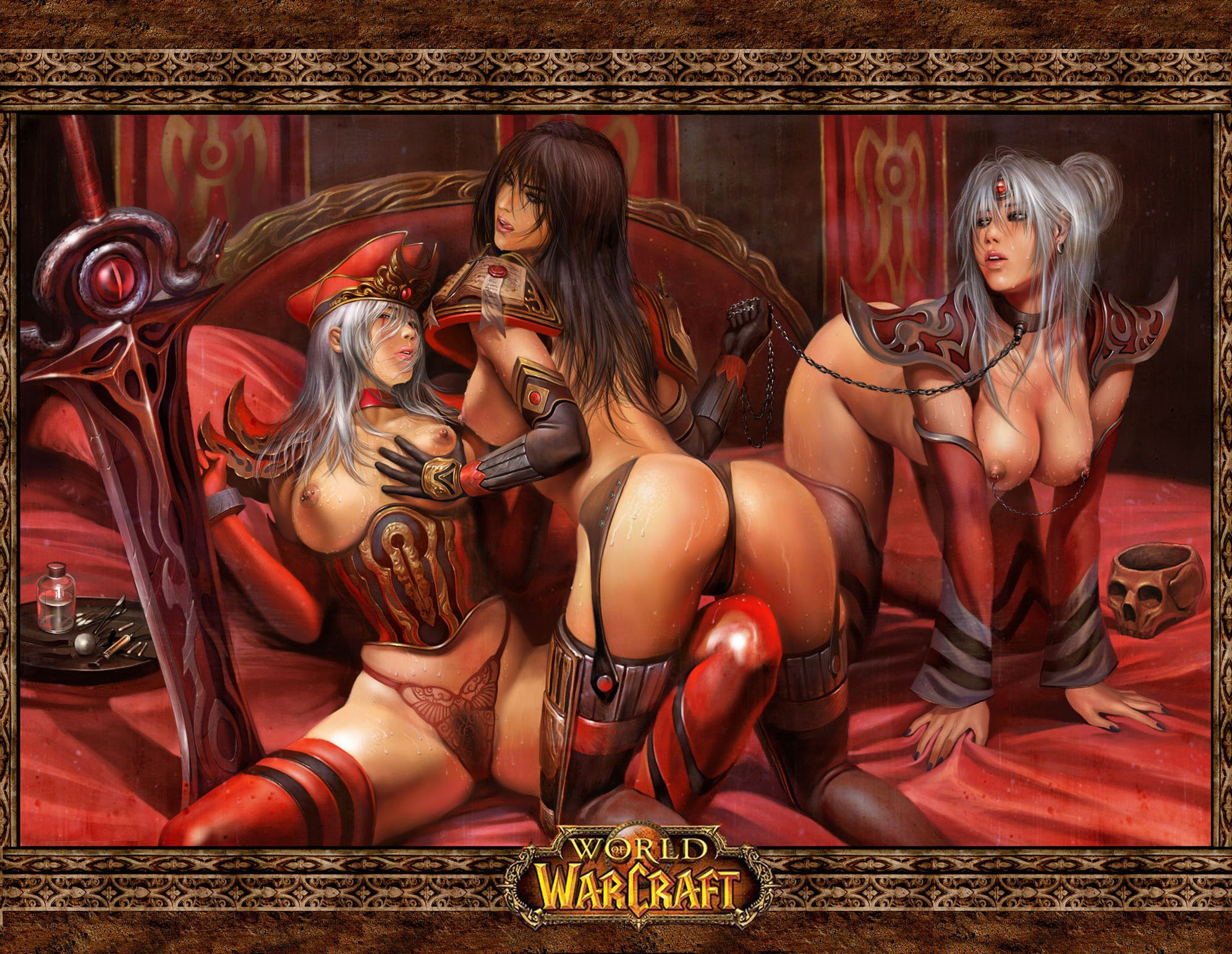 World of warcraft xxx photo erotic scenes